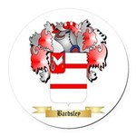 Bardsley Round Car Magnet