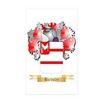 Bardsley Sticker (Rectangle 50 pk)