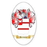 Bardsley Sticker (Oval 50 pk)