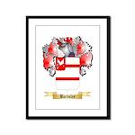 Bardsley Framed Panel Print