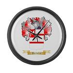 Bardsley Large Wall Clock