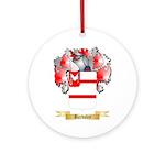 Bardsley Ornament (Round)