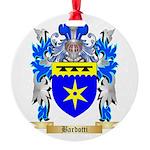 Bardotti Round Ornament