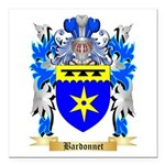 Bardonnet Square Car Magnet 3