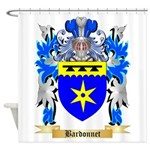 Bardonnet Shower Curtain