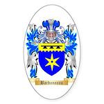 Bardonneau Sticker (Oval)