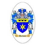 Bardoni Sticker (Oval)