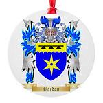Bardon Round Ornament