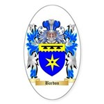 Bardon Sticker (Oval)