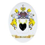 Bardol Ornament (Oval)