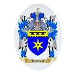 Bardinot Ornament (Oval)
