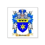 Bardinon Square Sticker 3