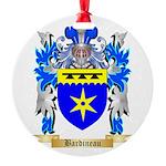 Bardineau Round Ornament