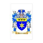 Bardineau Sticker (Rectangle)