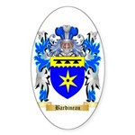 Bardineau Sticker (Oval 50 pk)