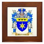Bardineau Framed Tile