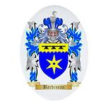 Bardineau Ornament (Oval)