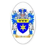 Bardi Sticker (Oval)