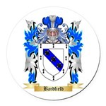 Bardfield Round Car Magnet