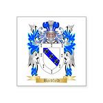 Bardfield Square Sticker 3