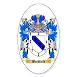 Bardfield Sticker (Oval)