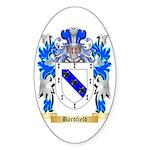 Bardfield Sticker (Oval 50 pk)