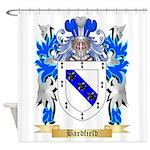 Bardfield Shower Curtain