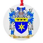 Bardet Round Ornament