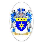 Bardet Sticker (Oval 10 pk)