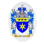 Bardet Ornament (Oval)