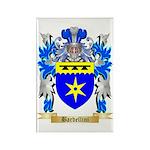 Bardellini Rectangle Magnet (100 pack)