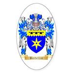 Bardellini Sticker (Oval)
