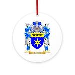 Bardelli Ornament (Round)