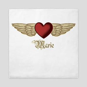 Marie the Angel Queen Duvet