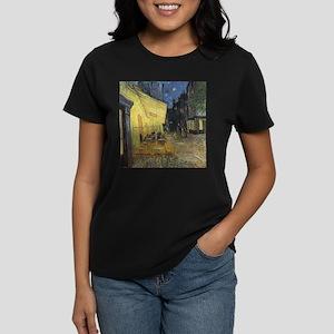Cafe Terrace Van Gogh T-Shirt