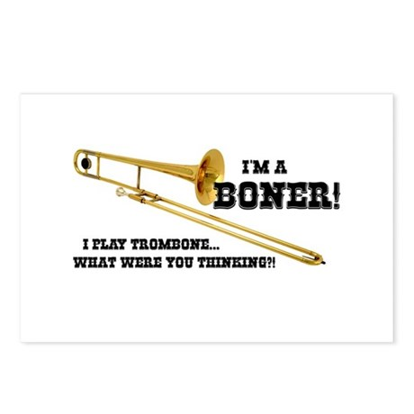 Funny_Trombone_Postcards_Package_of_8_300x300?height=300&width=300&qv=90&side=front&Filters=[{%22name%22 %22background%22%22value%22 %22ddddde%22%22sequence%22 2}] funny trombone postcards cafepress