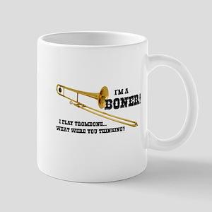 Funny Trombone Mug