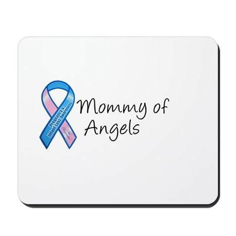 Mommy of Angels Mousepad