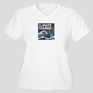 Climate ChangeD Plus Size T-Shirt