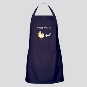 Chicken Butt Apron (dark)