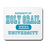 Holy Grail University Mousepad