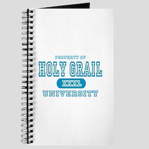 Holy Grail University Journal