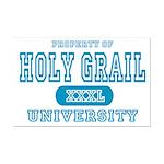 Holy Grail University Mini Poster Print