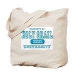 Holy Grail University Tote Bag