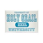 Holy Grail University Rectangle Magnet (10 pack)