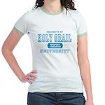 Holy Grail University Jr. Ringer T-Shirt