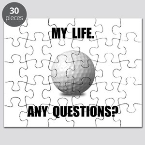 My Life Golf Puzzle