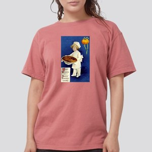Thanksgiving Chef with Womens Comfort Colors Shirt