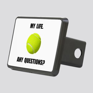 My Life Tennis Hitch Cover