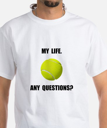 My Life Tennis T-Shirt